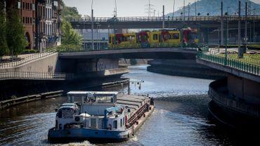 Un mouvement de grève perturbe le réseau du Tec Charleroi ce vendredi matin