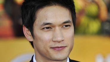 """Harry Shum Jr jouait Mike Chang dans la série """"Glee"""""""