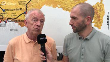 Gérard Bulens et Samuël Grulois