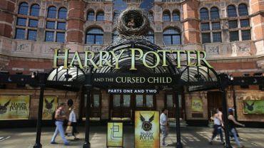 La pièce est actuellement jouée au Palace Theatre de Londres, une salle située dans le West End, quartier londonien des théâtres
