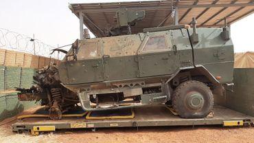 Militaires belges blessés au Mali: les patrouilles reprendront la semaine prochaine