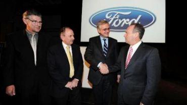 Ford Genk - La direction européenne nie que Kris Peeters ait été au courant