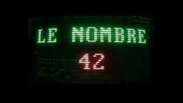 Le nombre 42 est partout !