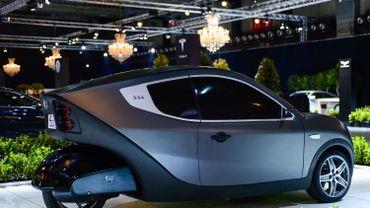 « 333 » : la première voiture belge totalement électrique