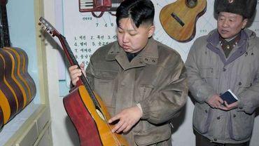 Le nouveau dirigeant nord-coréen Kim Jong-Un