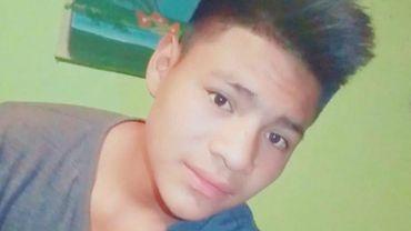 Carlos Gregorio Hernandez Vasquez avait 16 ans.