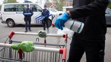 Schaerbeek: Un magasin fermé pendant 24 heures pour infraction aux règles coronavirus