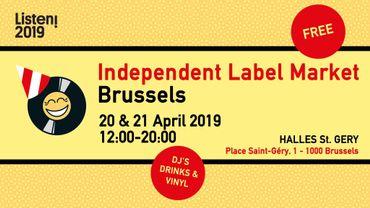 Independant Label Market rempile à Bruxelles