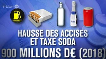 Diesel, tabac, alcools et boissons sucrées seront plus chers