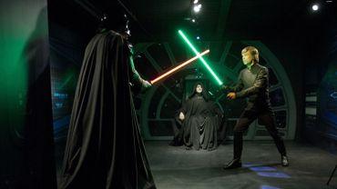 Les figures de cire taille réelle de tous les personnages de Star Wars seront exposée à Londres à partie du samedi 16 mai