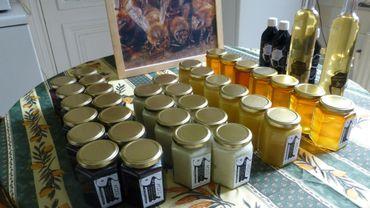 Les saveurs de chez Nous - Bee Gold