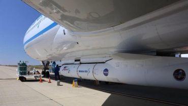 Le lancement de la mission Ico s'effectue par avion orbital