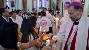 Colombie: les Farc reconnaissent leur responsabilité dans l'assassinat d'otages en 2007