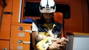 Syrie : une maternité aurait été bombardée délibérément