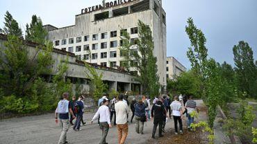 Tchernobyl devient un site touristique officiel