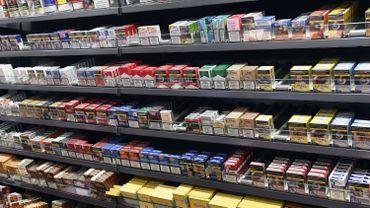 Les accises sur le tabac pourraient rapporter cette année quelque 420 millions d'euros de moins que budgété