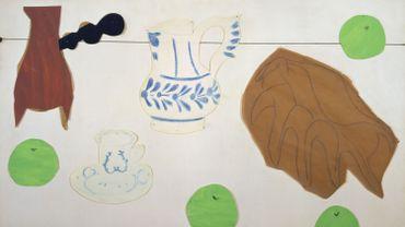 """""""Nature morte avec coquillage"""" d'Henri Matisse (1940)"""