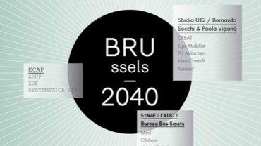 """Les trois visions de Bruxelles sont présentés dans une exposition intitulée """"Bruxelles 2040: trois visions pour une métropole"""" au Bozar"""