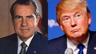 Richard Nixon, Donald Trump, une histoire qui se répète ?