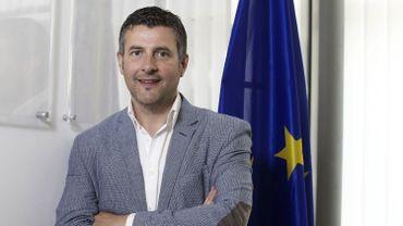 L'eurodéputé germanophone Pascal Arimont à l'origine de la demande.
