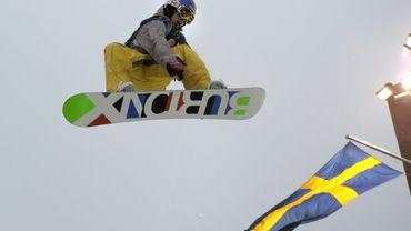 Un Belge champion du monde en Snowboard