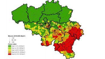 Réforme de la province : fin de la campagne de sensibilisation à la détection du Radon en province de Namur