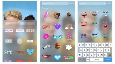 Snapchat et Instagram suspendent momentanément leur collaboration avec Giphy pour cause de GIF racistes