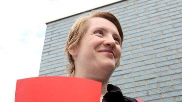 Ingrid Colicis, ex-parlementaire wallonne et échevine des Sports à Charleroi.
