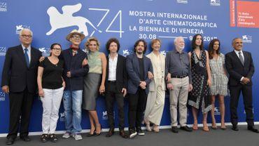 Le palmarès complet de la 74ème Mostra de Venise