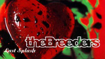 """The Breeders, """"Last Splash"""" (1993), pochette de Vaughan Oliver pour le label 4AD"""