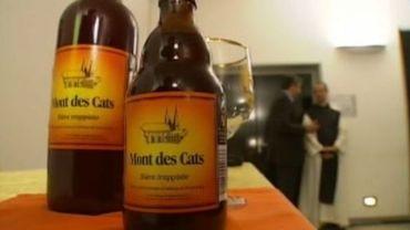 La nouvelle bière du Mont des Cats