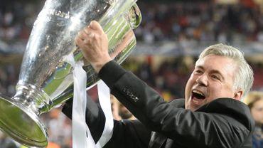"""Ancelotti: """"J'avais dit au président qu'il manquait une coupe"""""""