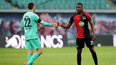 Le Hertha Berlin, avec Boyata et Lukebakio, écarte Augsbourg et reste invaincu