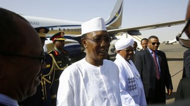 Le président Idriss Déby Itno, au pouvoir depuis 26 ans, va se présenter pour un cinquième mandat.