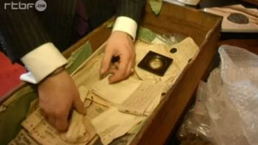 Les vêtements portés par Napoléon lors de son exil mis aux enchères