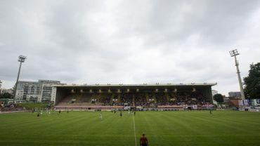 Le stade du RWDM à Molenbeek