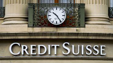 Le fisc enquête sur les clients belges du Credit Suisse