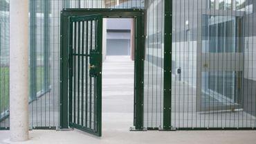 L'intérieur du prison