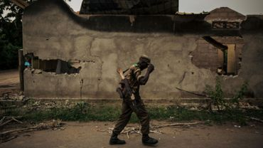 RDC: 21 militaires et policiers jugés pour viol dans l'est