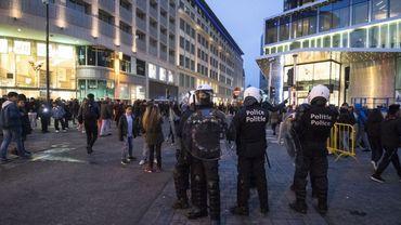 Le tribunal de Bruxelles rouvre les débats sur les émeutes du 25 novembre