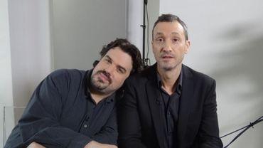 Michel Dufranne et Laurent Dehossay