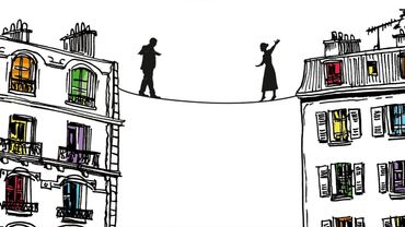 Eh bien dansons maintenant !, de la belge Karine Lambert, un roman paru chez JC Lattès