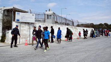 Grèce: suspicion d'abus sexuels de travailleurs humanitaires sur des réfugiés