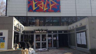 Le Théâtre de la Place est devenu le Théâtre A la Place: TALP