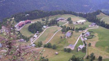 Le site de Marcinelle-en-Montagne cité dans l'affaire de l'héritage en question