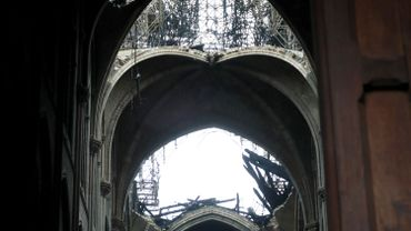 Incendie de Notre-Dame de Paris: une entreprise belge réquisitionnée d'urgence