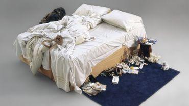 """My Bed"", de Tracey Emin"