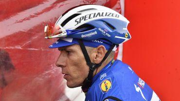 Philippe Gilbert, en quête d'un 3e sacre en Lombardie, emmènera l'équipe Deceuninck-Quick Step