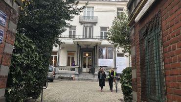 Après un an de restauration, la réouverture de la Maison des Arts de Schaerbeek