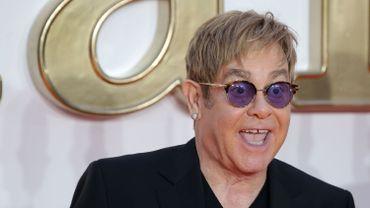 Elton John honoré par Harvard pour son engagement dans la lutte contre le VIH